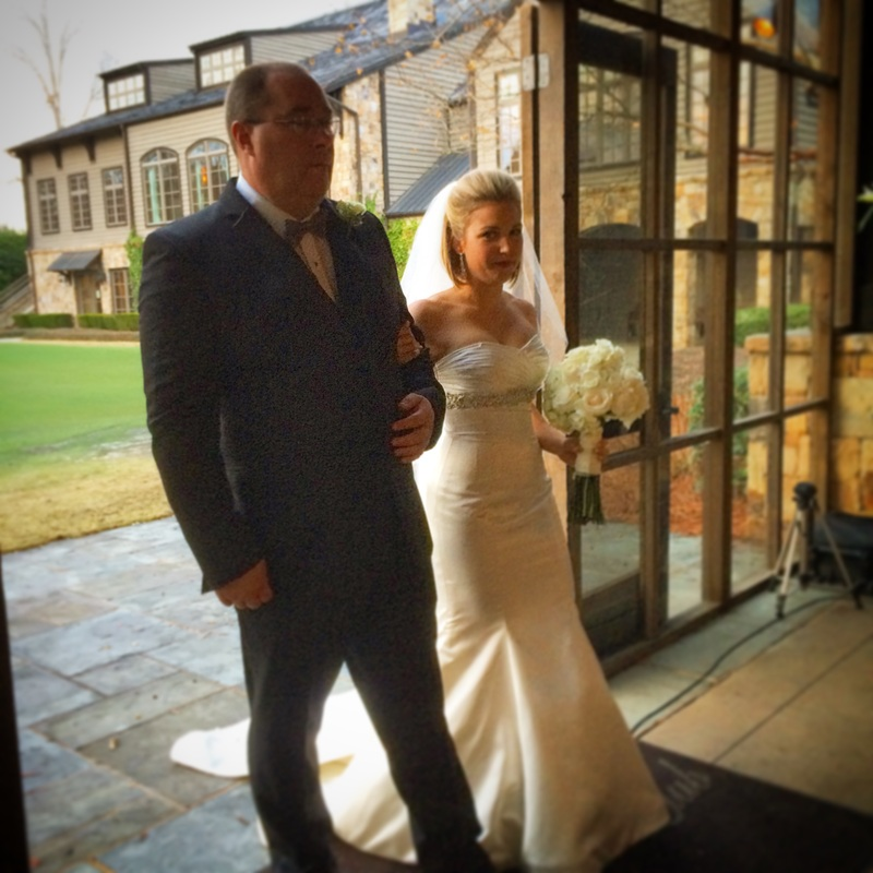 Padgett-Creel wedding with Kidd Blue at Moores Mill Club in Auburn, Alabama