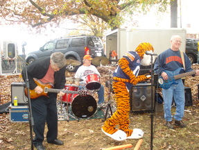 Kidd Blue band from Auburn, Alabama featuring Tim Chambliss
